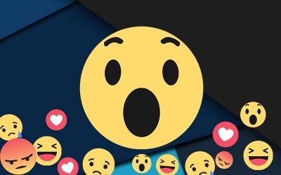 Envoyez des réactions WOW sur Facebook !