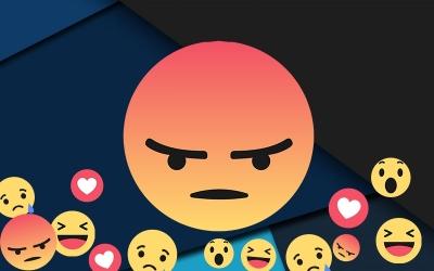Envoyez des réactions énervées sur Facebook !