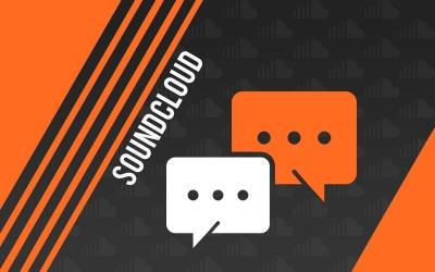Acheter des commentaires sur Soundcloud