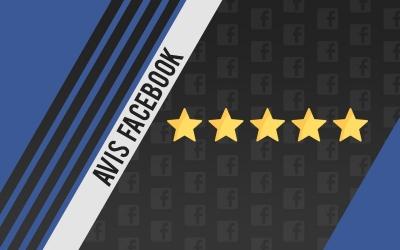 Achetez des avis Facebook sur une page