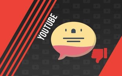 Faire supprimer un commentaire Youtube