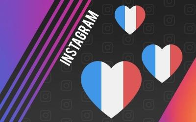Acheter des likes France Instagram