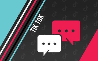 Acheter des commentaires Tiktok réels